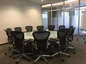oficina equipada en renta para 4-5 personas en paseo de la reforma.