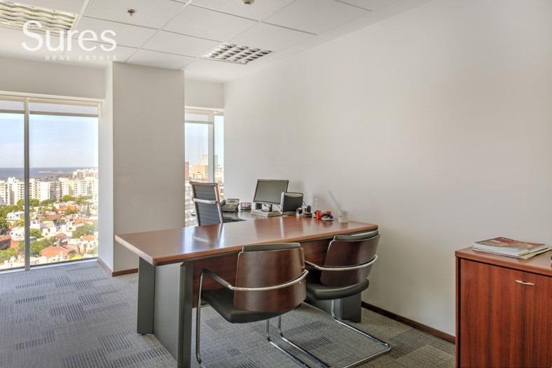 oficina equipada en wtc 3