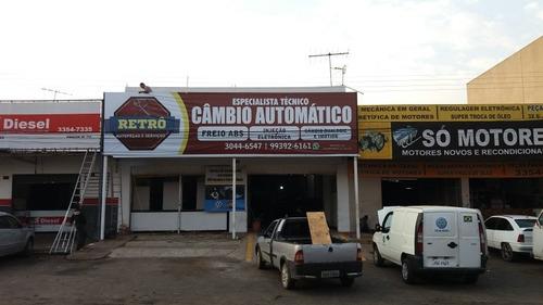 oficina especiizada em câmbio automático no setor h norte