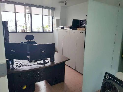 oficina excelente ubicación en insurgentes, roma sur