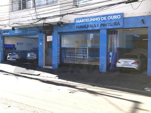 oficina funilaria e pintura a venda - oficina a venda