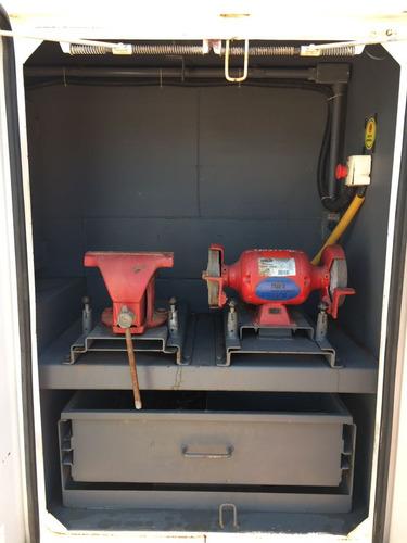 oficina gascom equipada