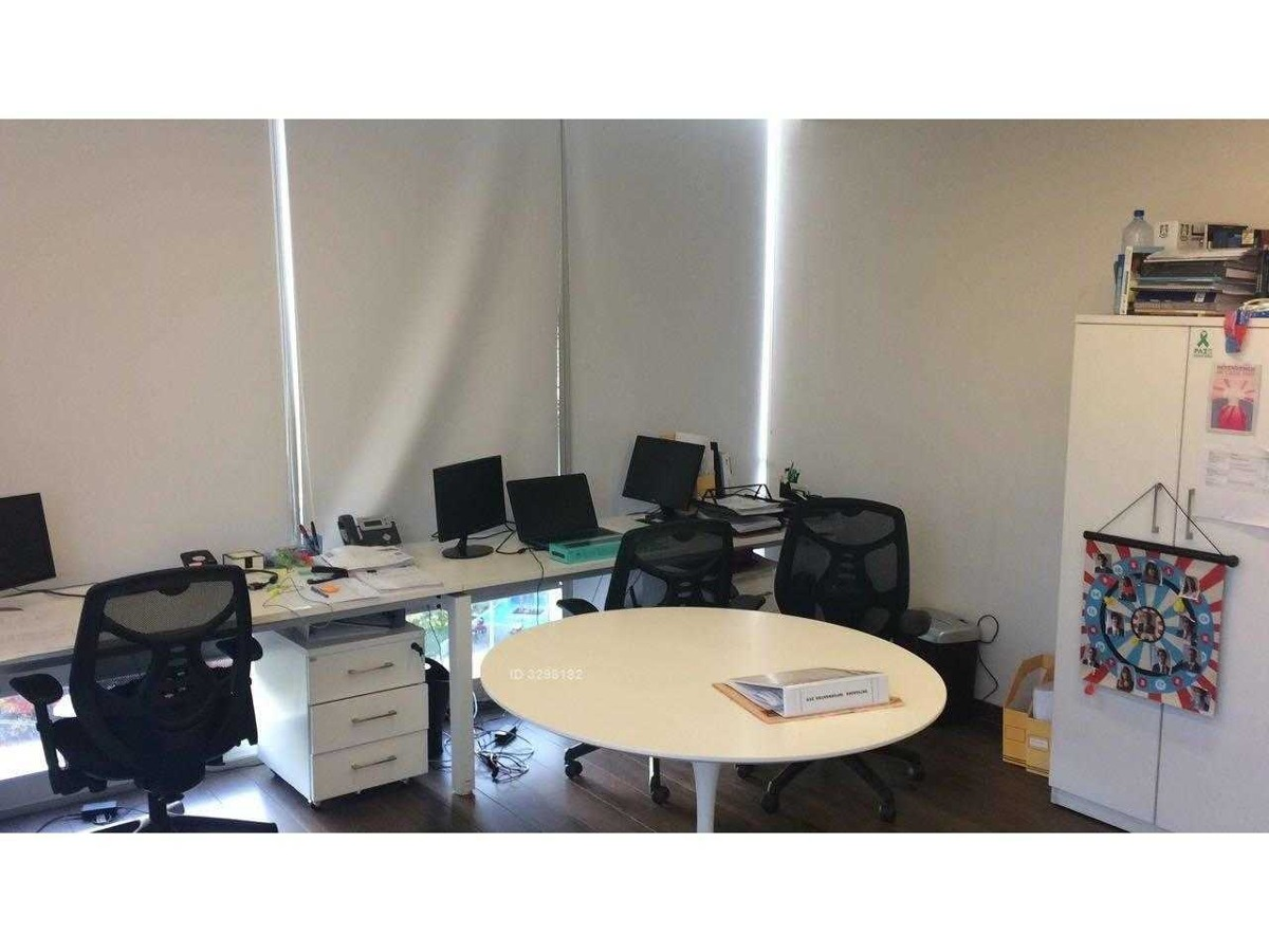 oficina impecable habilitada