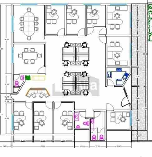 oficina industrial en renta en zona industrial, san luis potosí, san luis potosí
