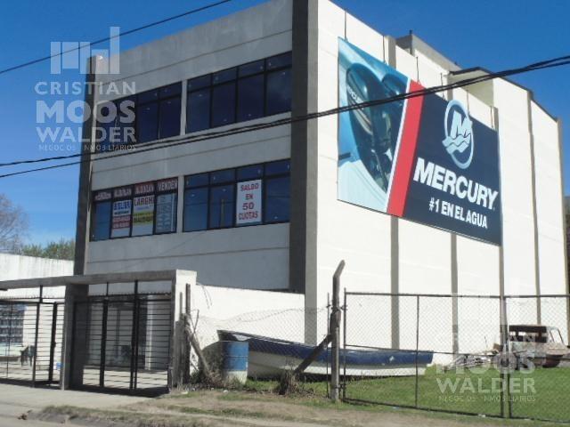 oficina - ingeniero maschwitz - cristian mooswalder negocios inmobiliarios