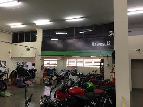 oficina kawasaki motos