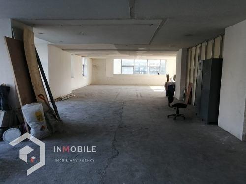 oficina, lomas de tecamachalco, obra gris, 330 m2.