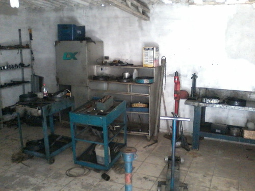 oficina mecanica completa