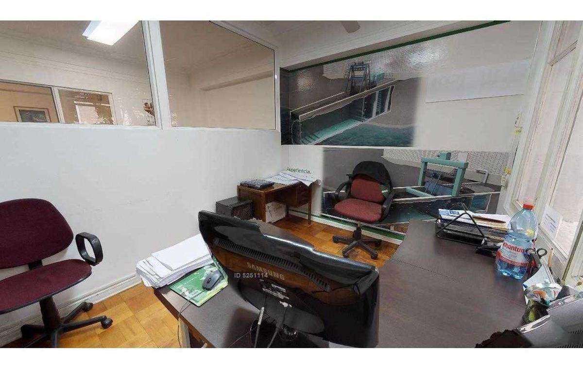 oficina metro baquedano / id:6200 / con tour virtual