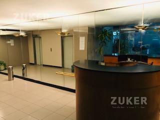 oficina - microcentro en duplex muy luminosa 61 m cubiertos