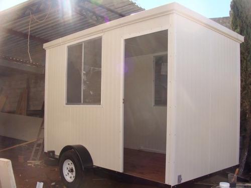 oficina mivil bodega nuevo 1500 con serie para emplacar