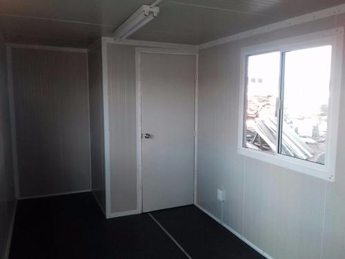 oficina movil 6m nueva