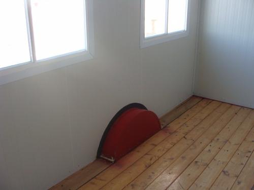 oficina móvil bodega  1500 kilos