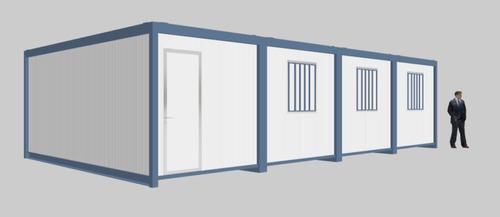 oficina movil modular apliables aula dormitorio bodega obras