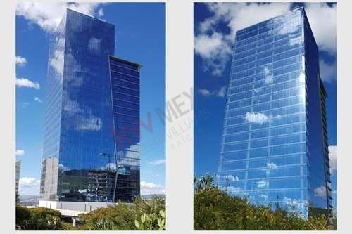 oficina nueva en edificio corporativo high park en renta