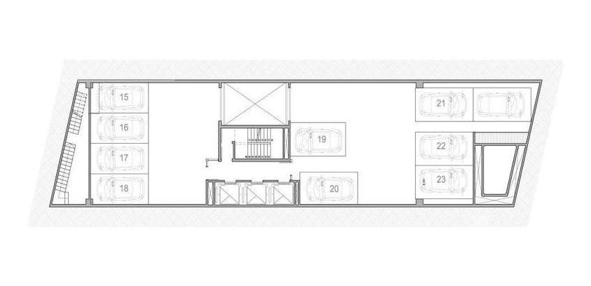 oficina - palmera bureau - puerto de olivos, a estrenar, medio piso vista al rio, piso 17