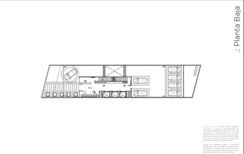 oficina - palmera bureau - puerto de olivos,  a estrenar , piso 17 vista unica