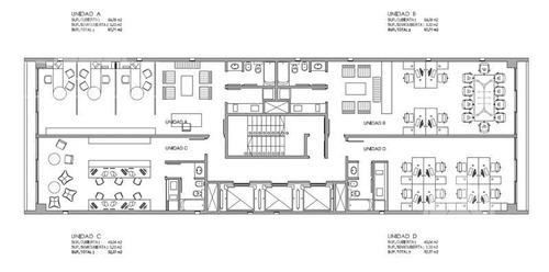 oficina - palmera bureau - puerto de olivos, entrega dic 2019, piso 17 vista unica