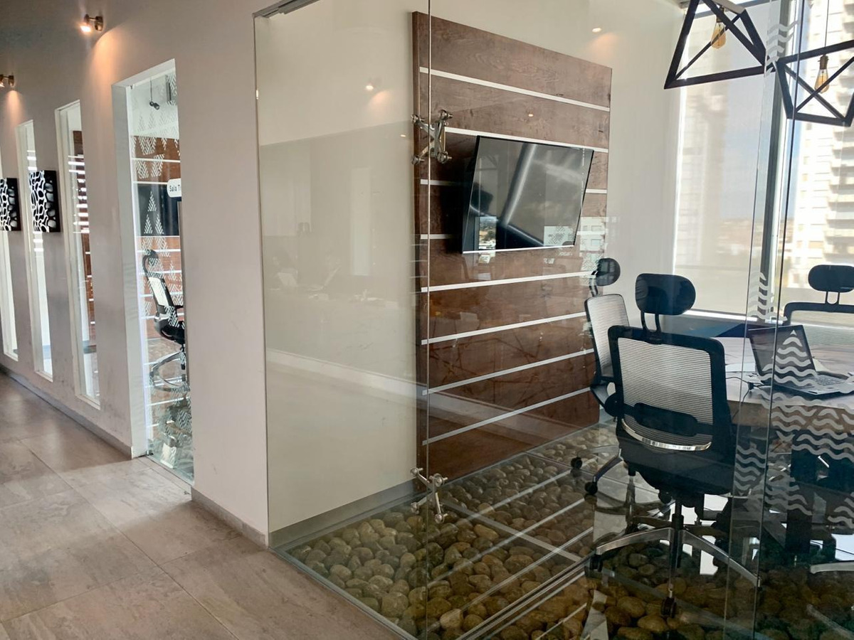 oficina penthouse en renta en sonata corporativo angelopolis