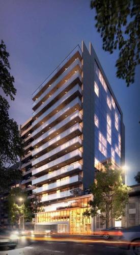 oficina planta libre de 115.88 m2 - emprendimiento en pozo | calidad de construcción y amenities