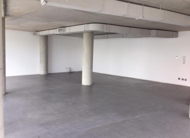 oficina planta libre en palermo holliwood - alquiler