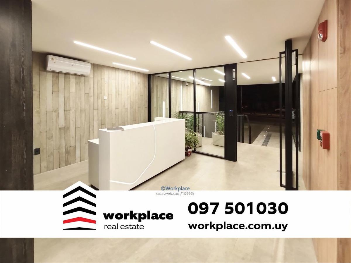 oficina pocitos - a metros wtc - venta - alquiiler