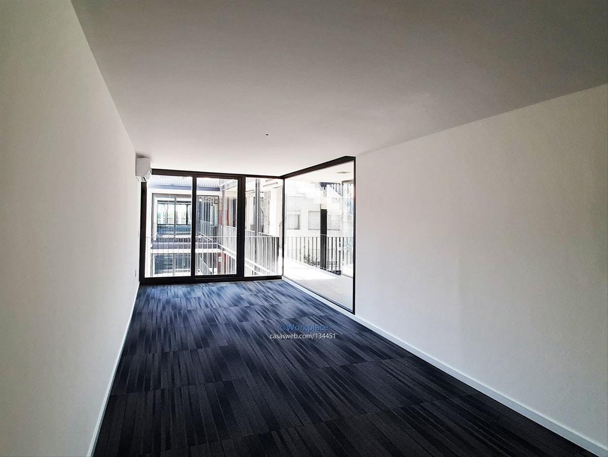 oficina pocitos nuevo - a metros wtc - venta - a estrenar