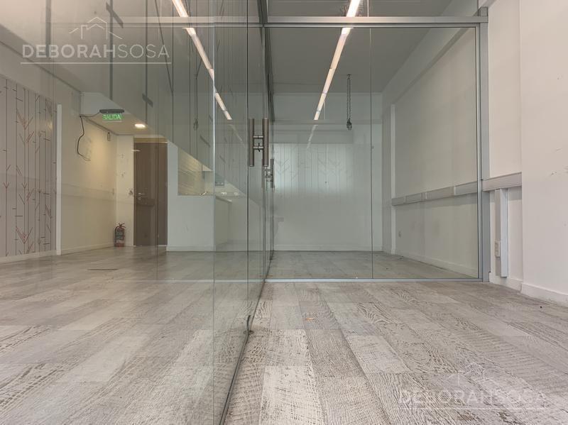 oficina premium en alquiler c/cochera sobre av. libertador