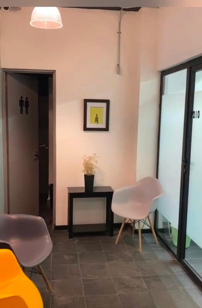 oficina privada con servicios comunes incluidos
