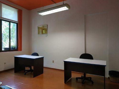 oficina privada de 20m2 en roma norte
