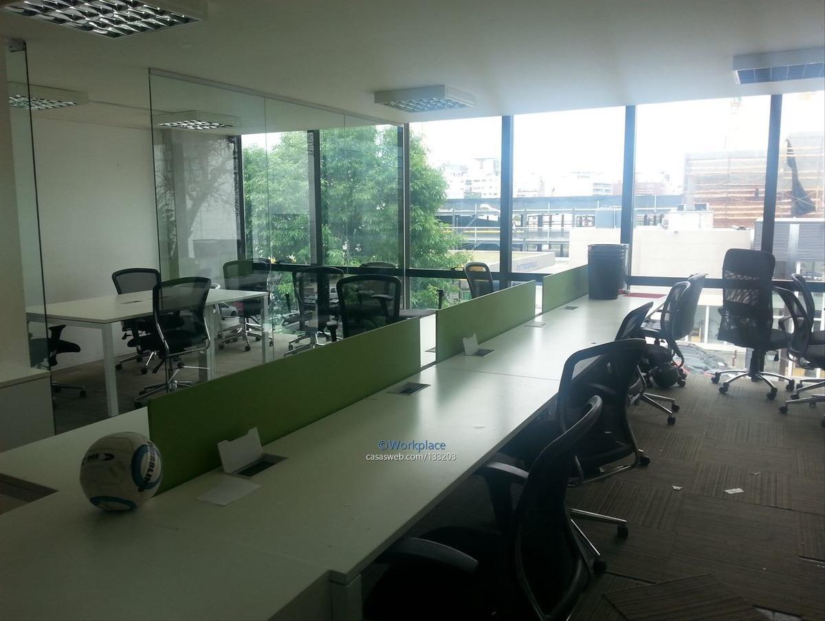oficina punta carretas -alquiler - semiamueblado