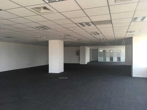 oficina recién remodelada