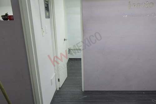 oficina renta condesa con terraza, cuauhtémoc