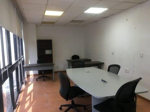 oficina renta lomas sotelo 350 m2