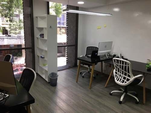 oficina. renta. polanco (hegel).