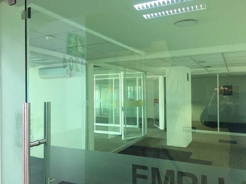 oficina renta roma norte 302 m2