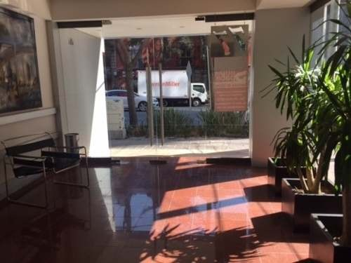 oficina renta roma norte