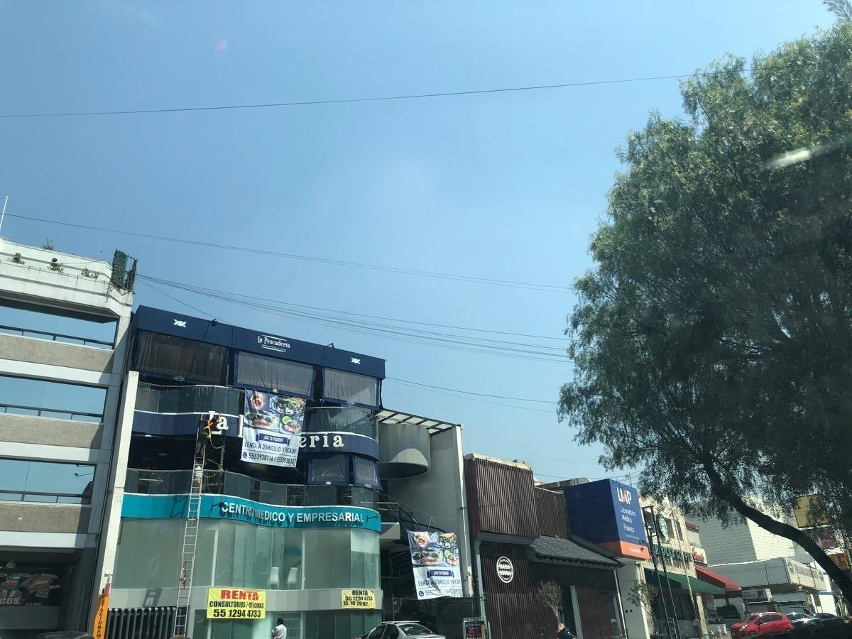 oficina  renta zona verde satélite naucalpán