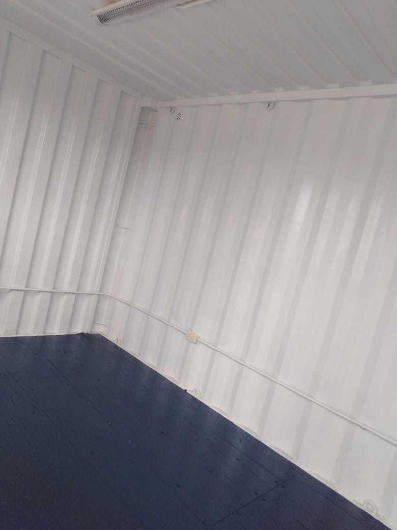 oficina rustico  de contenedores maritimos - entrega inmedia