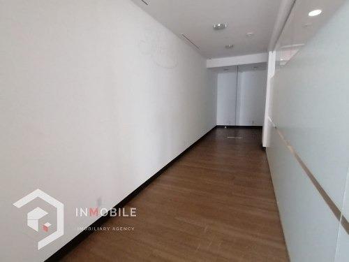 oficina, santa fe, acondicionada, 283 m2.