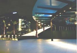 oficina,  santa fe, park plaza