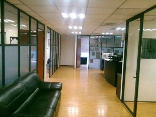 oficina semi-acondicionada en polanco