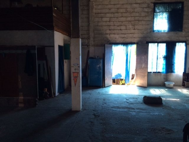 oficina sosa - sólido galpón de material y terreno de 420 metros