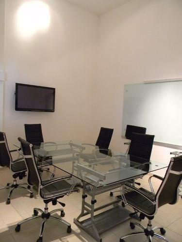oficina todo incluido en corporativo