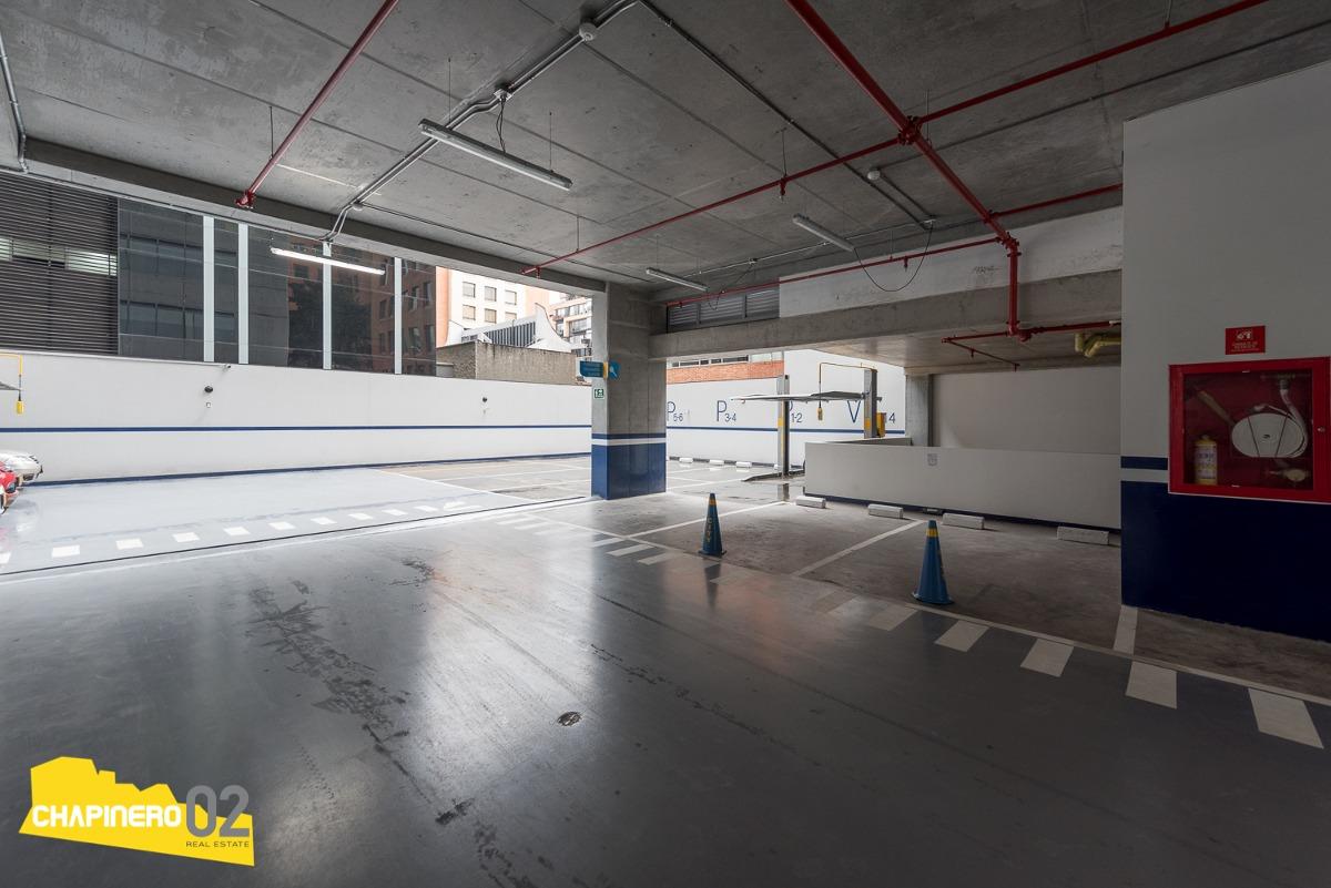 oficina venta :: 126 m² :: chicó n. iii :: $1.388m