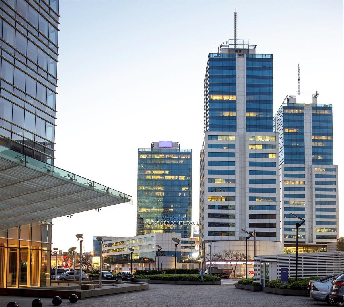 oficina world trade center - alquiler o venta - buceo