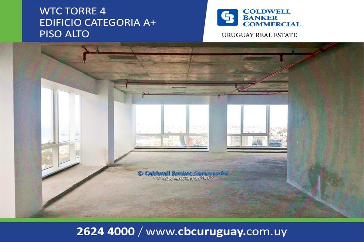 oficina wtc venta alquiler torre 4