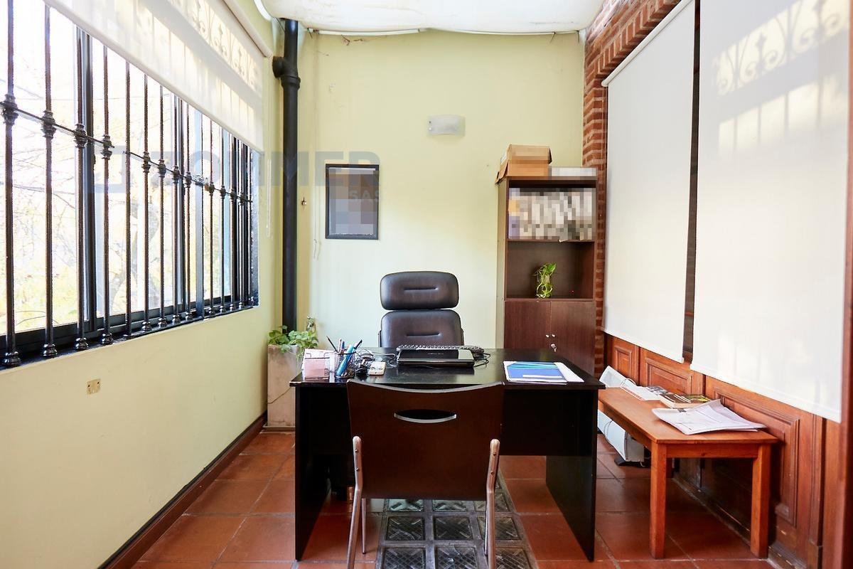 oficina/casa con jardin en venta en distrito audiovisual, palermo hollywood