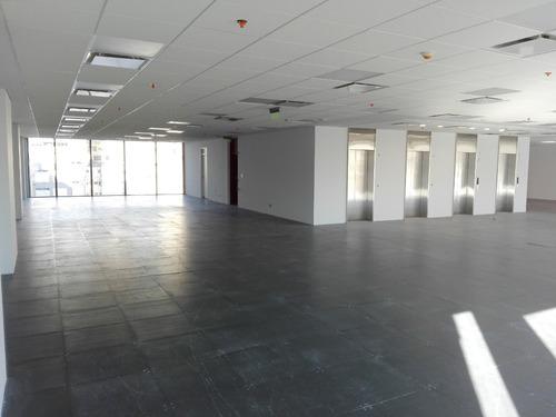 oficinas a + en 9 de julio  (pisos 10 y 11)