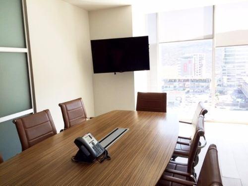 oficinas aaa con servicios en centro sur
